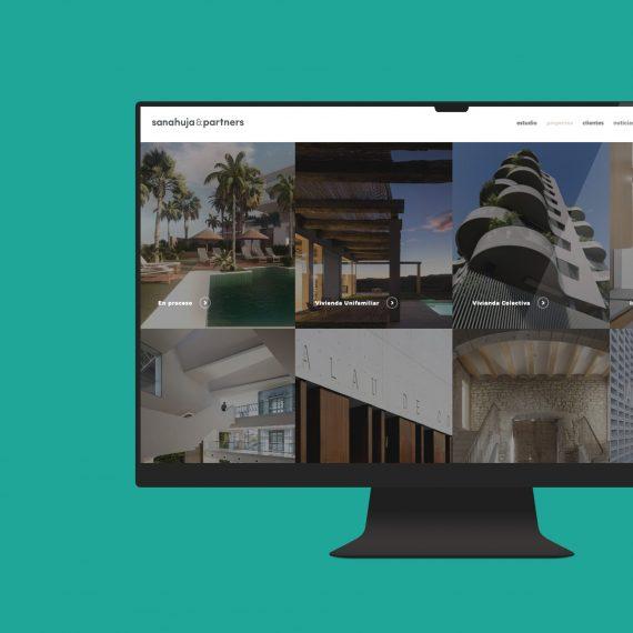 Diseño y desarrollo web para Sanahuja&Partners 3
