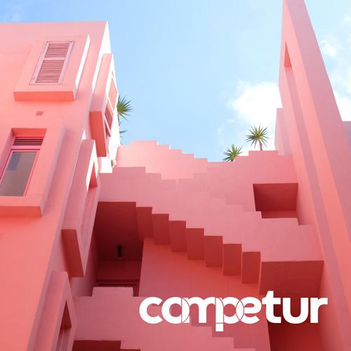 Diseño web y gráfico para Competur: una alianza por el turismo competitivo en España 1
